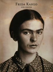 Pablo Ortiz Monasterio: Frida Kahlo.