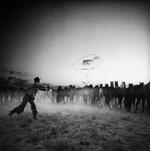 Adam Jahiel: Roping a Cloud, 1994