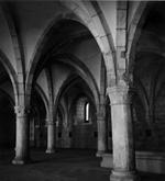 Blaine Ellis: Ribbed Arches, Alcobaca Monastery, 2004