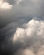Cig Harvey: Clouds, Over The Caribbean, 2018