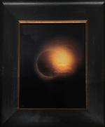 Cosmos Exhibition: Kate Breakey – Solar Eclipse, Nebraska, August 21, 2017, Diamond Ring