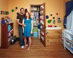 Dona Schwartz: Nicole and Stephen, 2008