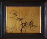 Kate Breakey: Five Birds in Tree