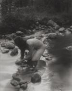 Elvira Piedra: In the River, El Rito, 1998