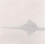 Michael Kenna: Dawn Mist, Mont St. Michel, France, 1994