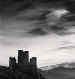 Michael Kenna: Castle and Sky, Rocca Calascio, Abruzzo, Italy, 2016
