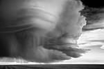Mitch Dobrowner: Clouds, 2010