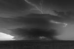 Mitch Dobrowner: Supercell at Dusk, 2014