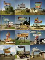 Steve Fitch: Motel signs, 1997 to 2007