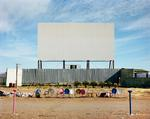 Steve Fitch: Drive-In Theater, Van Horn, Texas; January 2, 1981
