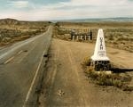Steve Fitch: Utah and Colorado State Line, Highway 50; October 16, 1982
