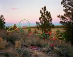 Thomas Jackson: Hula Hoops no. 1, Lee Vining, California, 2015