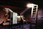 Tom Chambers: Kiva Horse, 1997