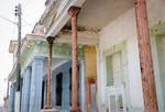 Tria Giovan: Building Exterior-Gibara, Cuba, 1993