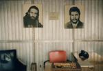 Tria Giovan: Office With Che and Camilo-Havana, Cuba, 1993