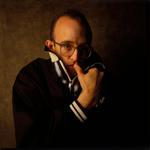 William Coupon: Keith Haring Studio Portrait, NYC, 1988