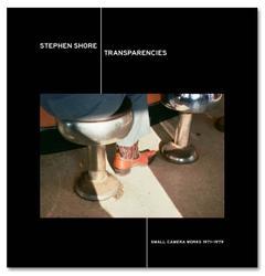 Stephen Shore: Transparencies.